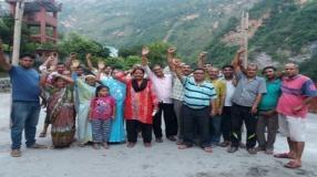 Opposing Pancheshwar Dam2